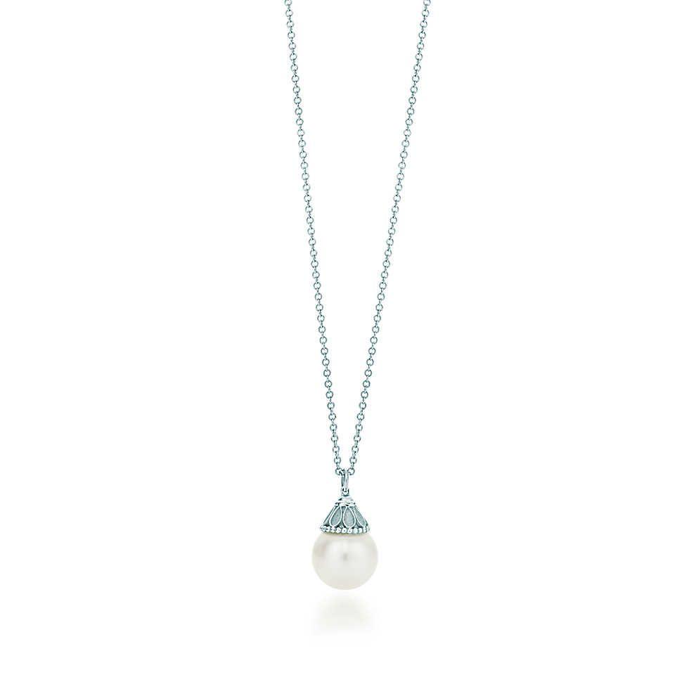 Ziegfeld Collection Pearl Pendant