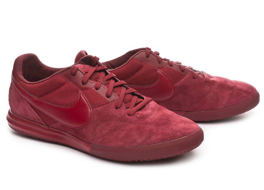 d65fa230b2c futsal  nikefootball Nike Tiempo Premier II Sala IC - Team Red ...