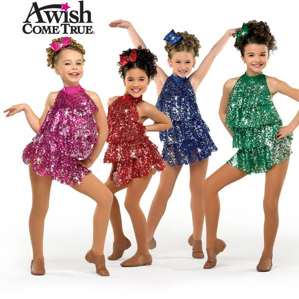 7458fde7b A Wish Come True Dance 2012 : Competition, Performance,Show Dance Costumes