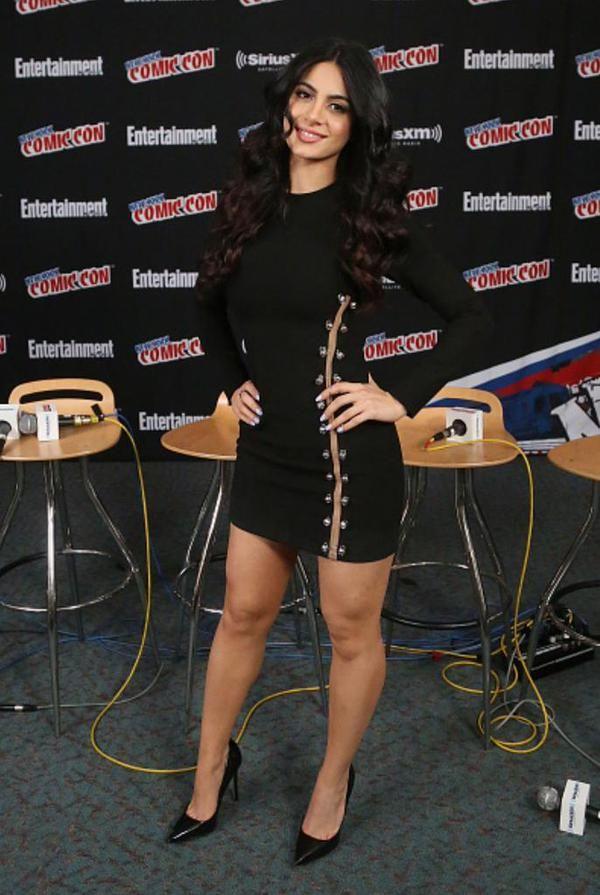Emeraude at New York Comic Con