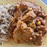 FullSizeRender.jpg 3 - Pressure Cooker West African Groundnut / Peanut Stew - https://twosleevers.com