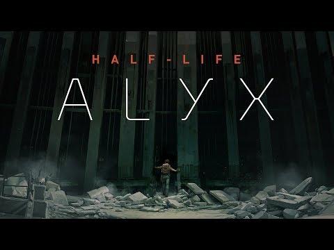 Valve's highlyanticipated VR firstperson shooter HALF