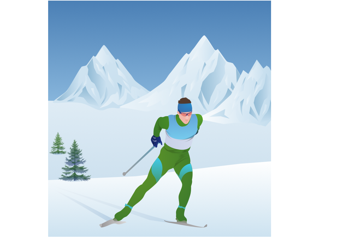 14++ Cross country skiing clipart information