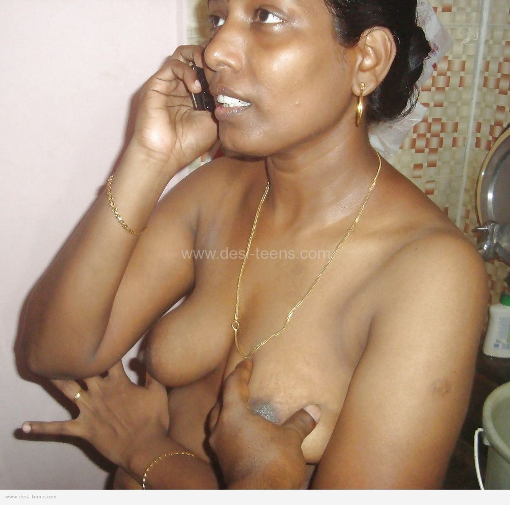 Tamilaunty bathing huge tv