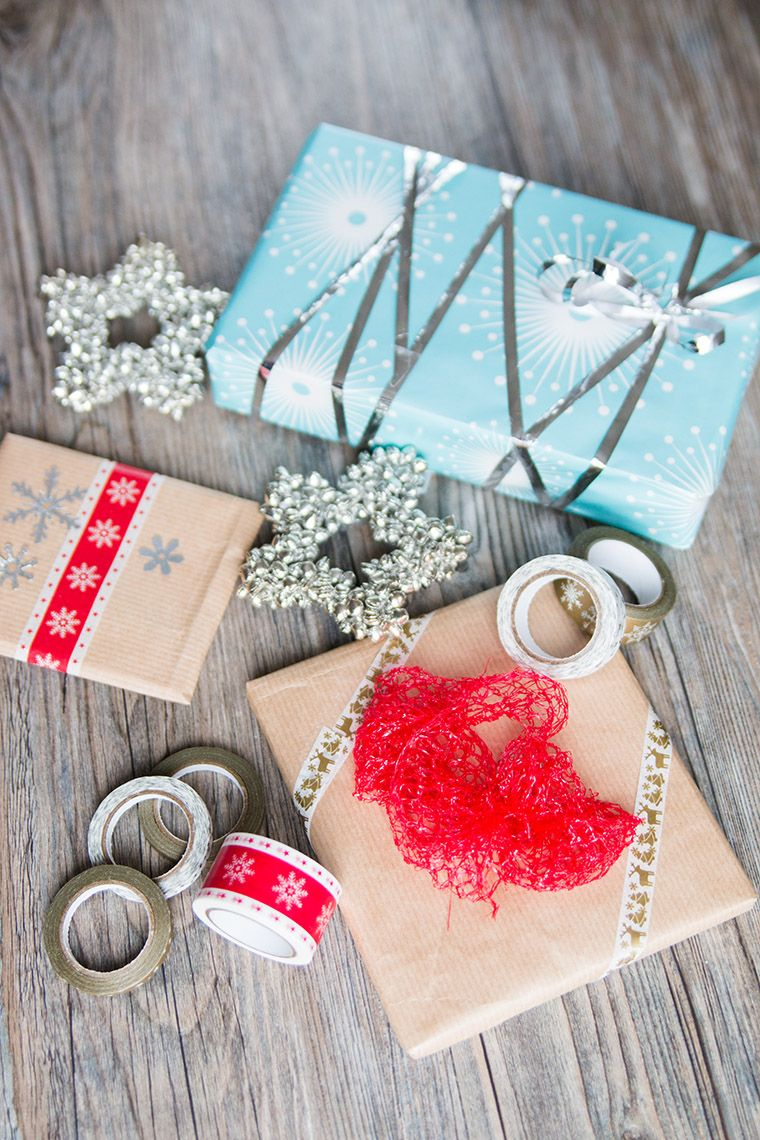 Wrap Ideen Some Christmas Gift Wrapping Ideas | Geschenkideen ...
