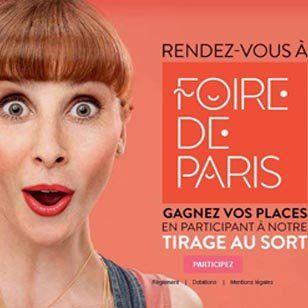 Des places pour la Foire de Paris - Marie Claire Idées