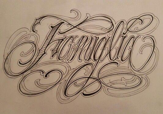 Pin By Jose Luis Trejo On Works Tattoo Script Fonts Tattoo Lettering Fonts Tattoo Fonts Alphabet