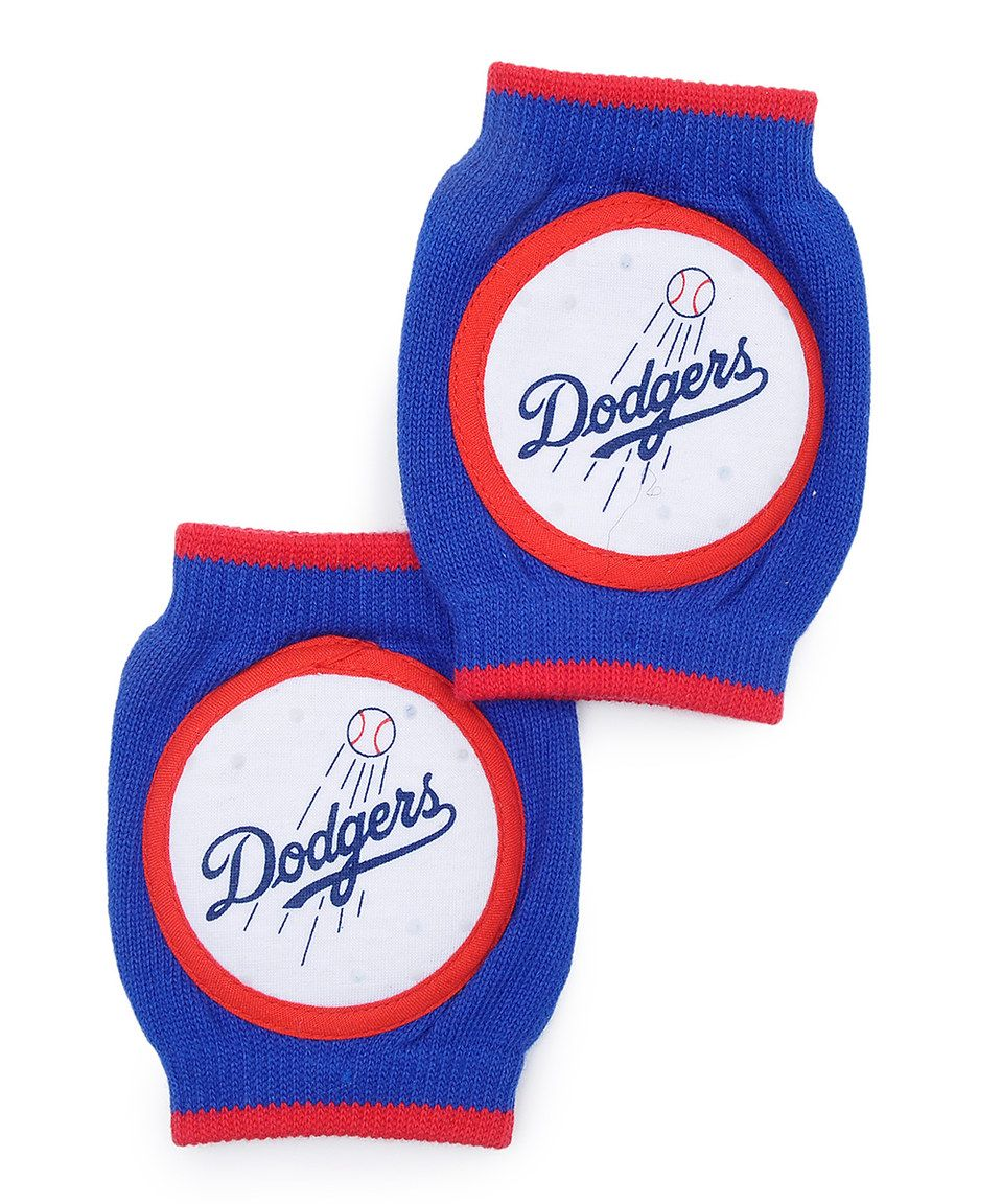 Another great find on #zulily! Skidders Los Angeles Dodgers Kneepads - Kids by Skidders #zulilyfinds