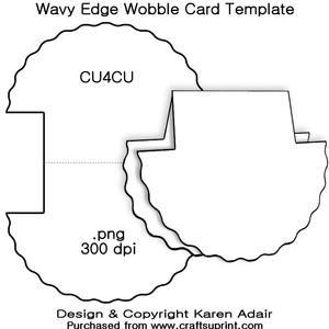 250cup326982 168 Jpg 300 300 Card Making Templates Card Templates Card Patterns