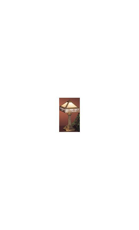 Meyda Tiffany 26836 Children / Kids Accent Table Lamp from the Sailboats & Light Tiffany Glass Lamps Table Lamps