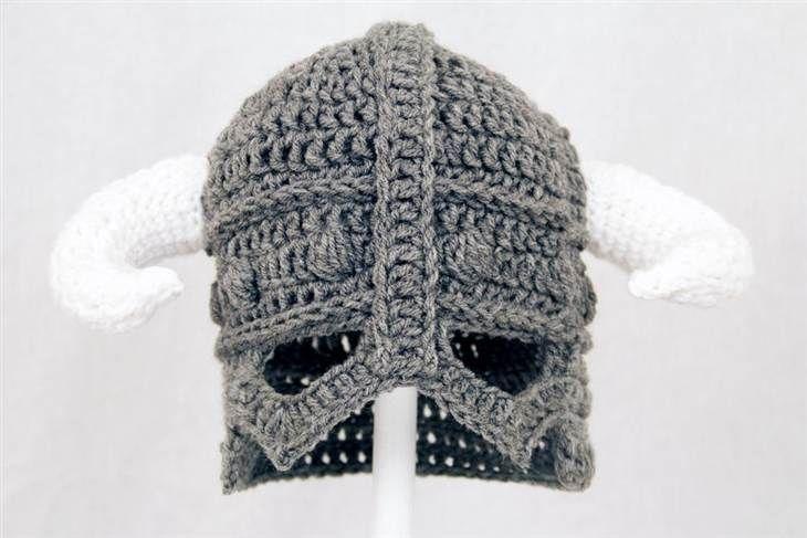 de99c3e8508 Skyrim baby helmet hat