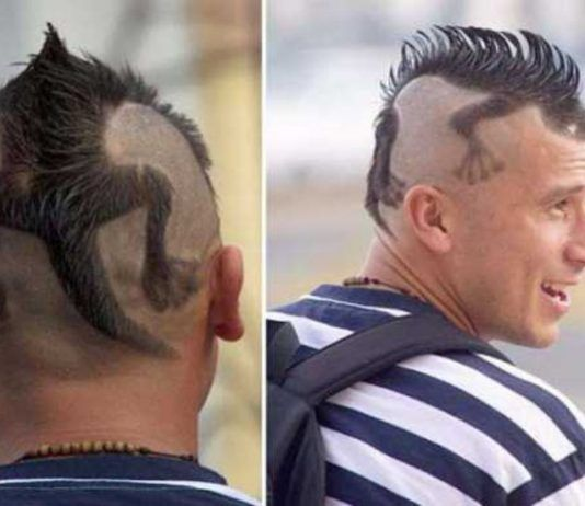 Funny Hairstyles For Men Www Pixshark Com Images