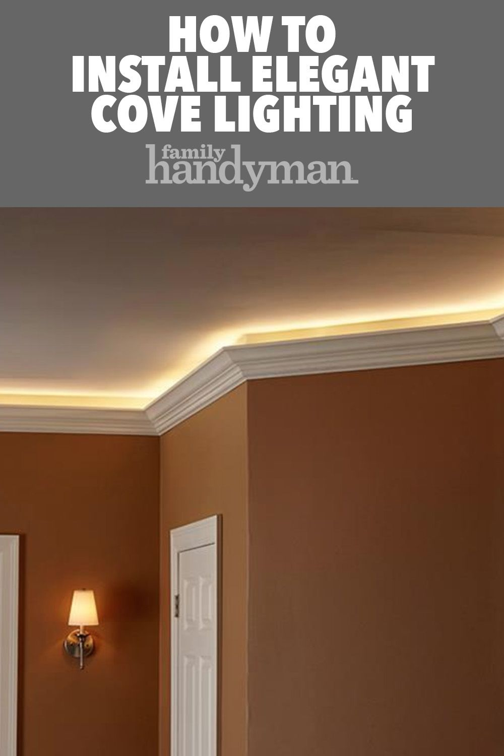 How To Install Elegant Cove Lighting Cove Lighting Home