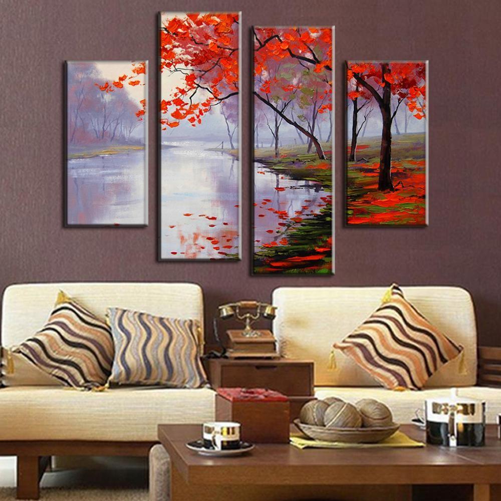 encontrar m s pintura y caligraf a informaci n acerca de marca nueva pintura al leo en la lona. Black Bedroom Furniture Sets. Home Design Ideas