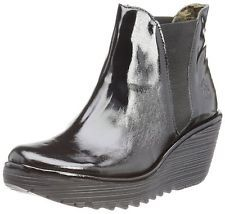 boots women 10 leather fly london in