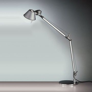 Tolomeo Classic Table Lamp By Artemide Modern Lighting Desklamp Tablelamp Mini Table Lamps Classic Table Lamp Modern Desk Lamp