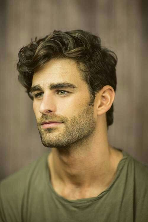 Hairstyles For Men With Curly Hair Endearing Ombre Hair Color Trends  Is The Silver #grannyhair Style