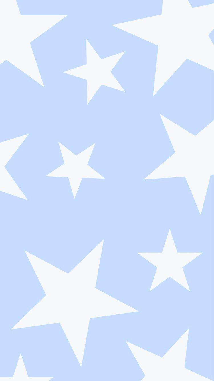 Blue Star Wallpaper Cute Patterns Wallpaper Blue Star Wallpaper Star Wallpaper