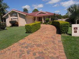 How To Install Driveway Pavers Over Asphalt Driveway Design Paver Driveway Stone Driveway
