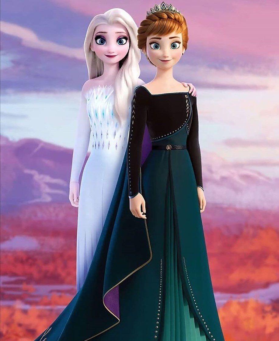 Frozen Ii 2019 Frozenii Frozen2 Disney Disneyfrozen Queenelsa Elsa Anna Queenanna Disney Frozen Elsa Disney Princess Frozen Disney Princess Pictures