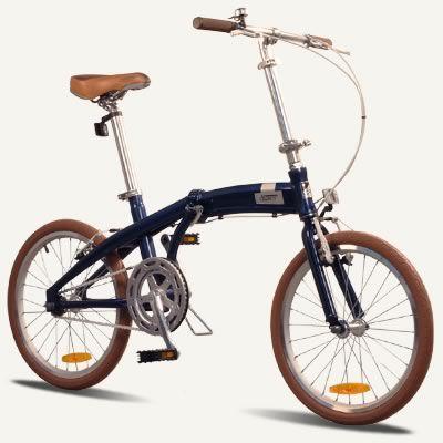 Gotham1 Citizen Bike 20 1 Speed Folding Bike With Alloy Frame By