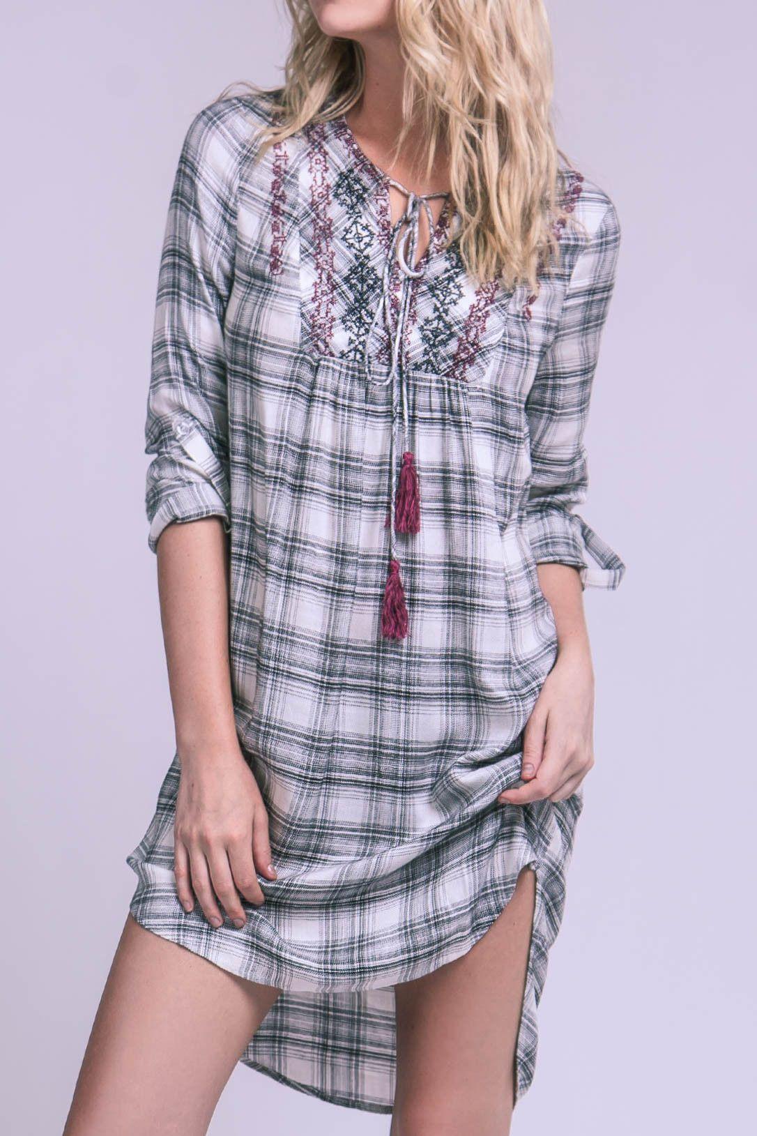 Lucy Hi-Low Dress
