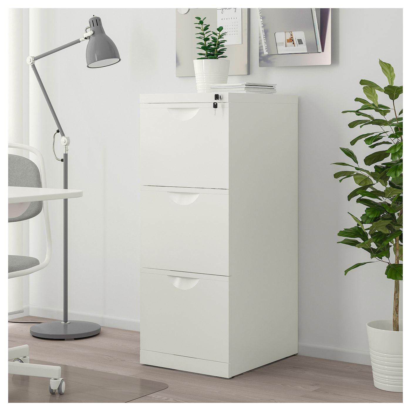 Erik Mappeskab Hvid 41x104 Cm Ikea Filing Cabinet Ikea Finds Discount Furniture Online