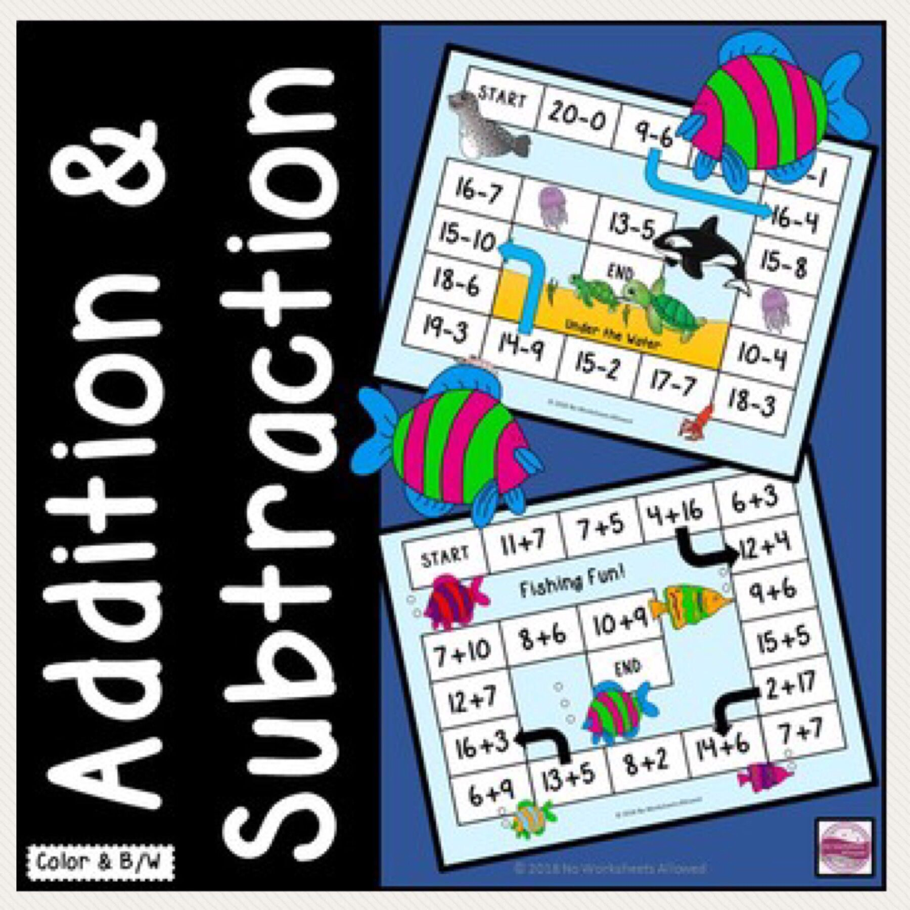 Addition And Subtraction Games Within 20 Addition And Subtraction Subtraction Games Subtraction Adding and subtracting games for