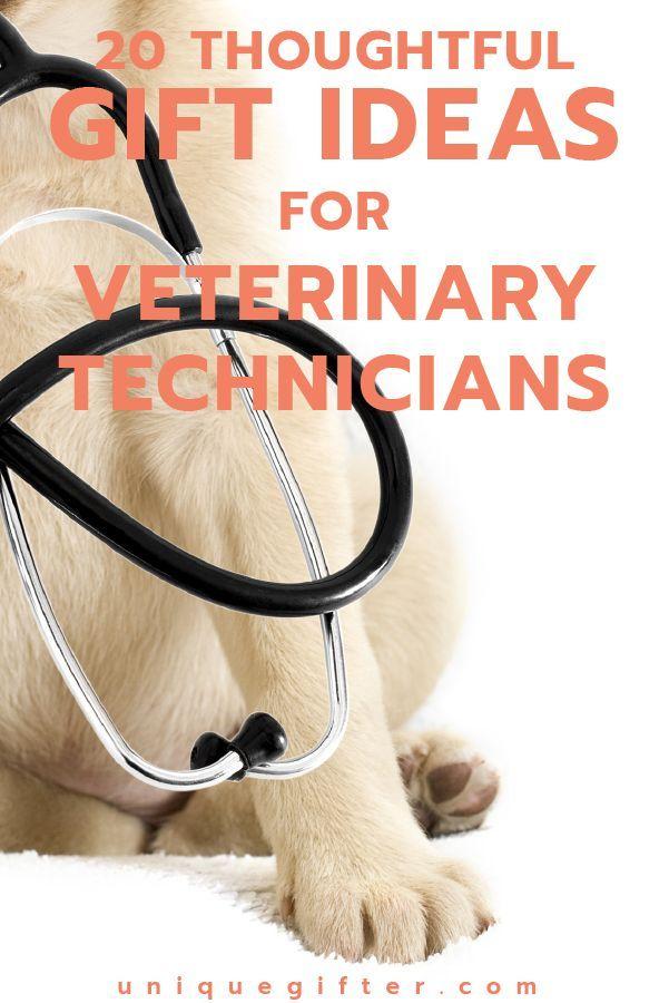 Gift Ideas For Veterinary Technicians Unique Gifter Veterinary Technician Vet Tech Gifts Veterinary Tech