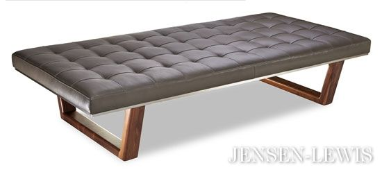 Superbe The Edison Bench At Jensen Lewis Furniture