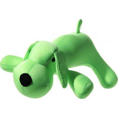 Hund Kuscheltier Mikroperlenkissen