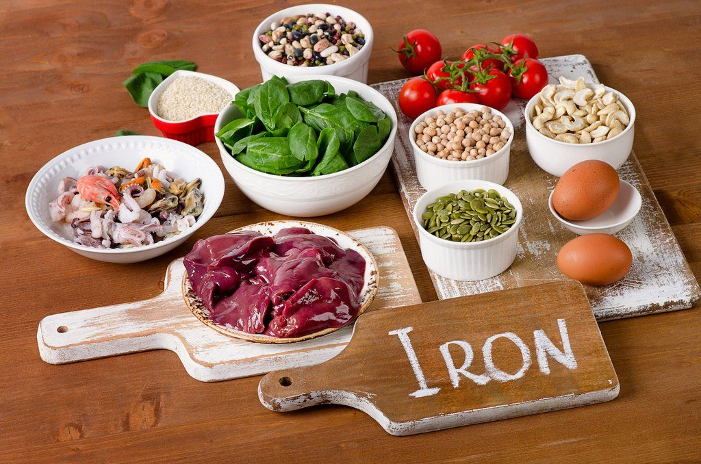 How to Uncover an Iron Deficiency and Correct it In 3 Easy