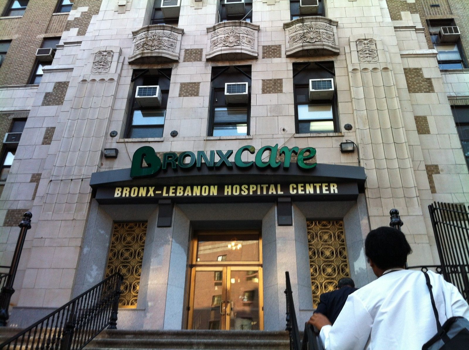 Bronx Lebanon Hospital Center The Largest Voluntary Not For
