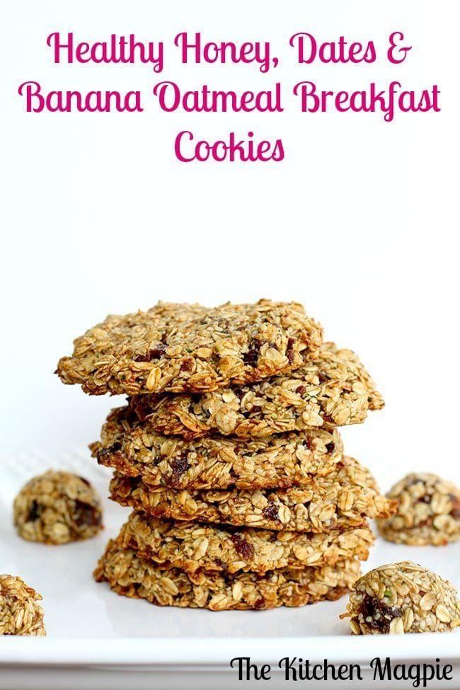 87 Recipe Yummy Healthy Oatmeal Date Cookies