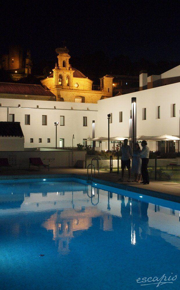Hotel Convento Aracena & SPA.  Aracena, Andalusien. Spanien