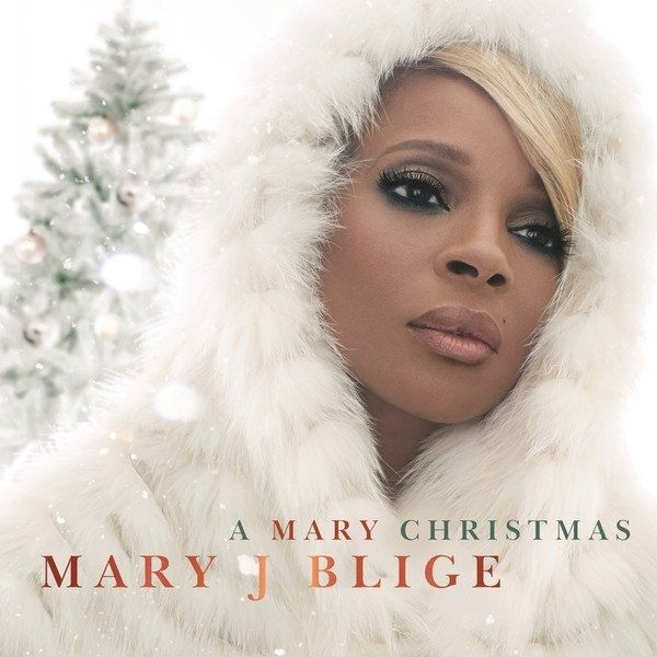 """Mary J. Blige - A Mary Christmas (2013, CD, Album) at Discogs (Barbra Streisand duets with Mary on """"When You Wish Upon A Star"""", jazz trumpeter Chris Botti is also on board)."""