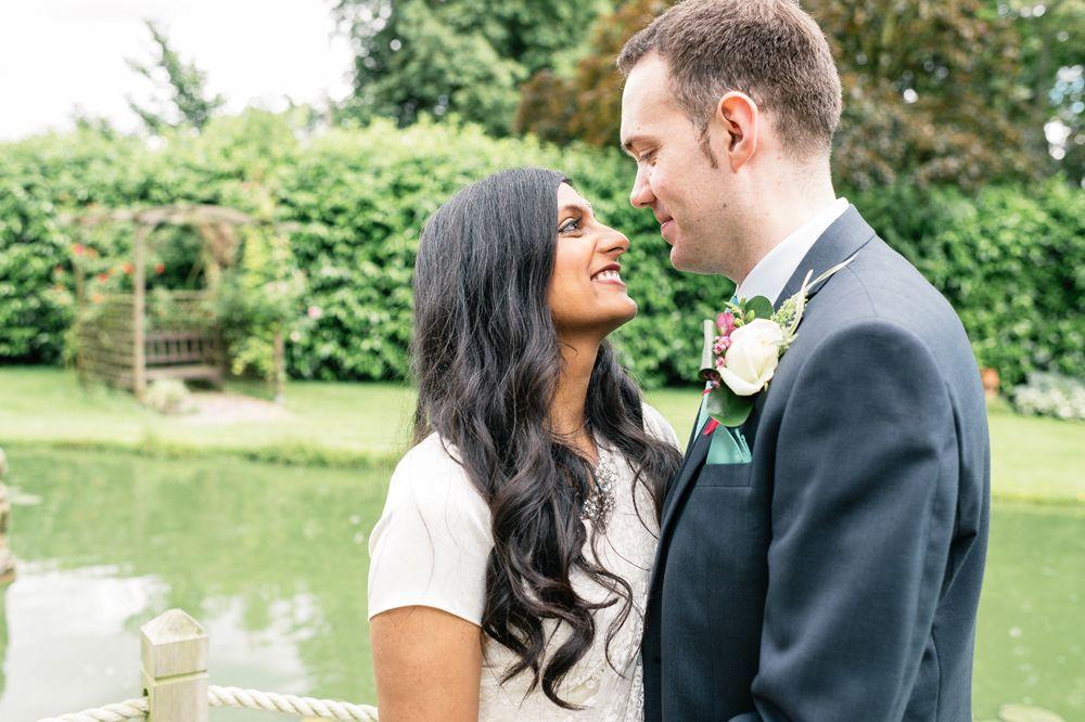 Gorgeous Fusion Wedding on Secret Wedding Blog