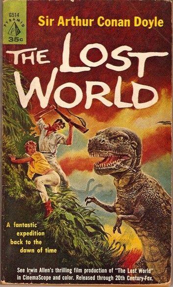 The Lost World (1925) - Wikipedia
