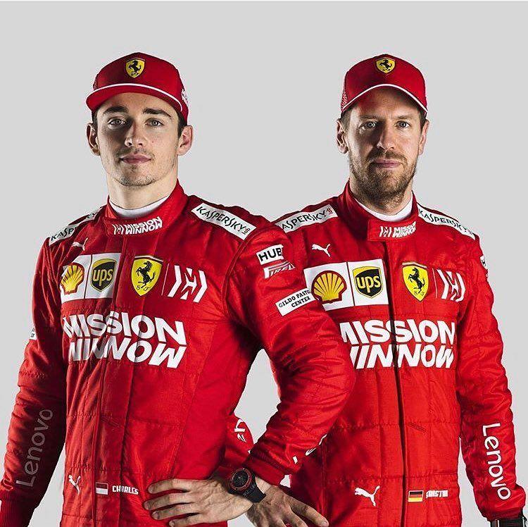 Sebastian Vettel On Instagram Line Up 2019 5 Forzaseb Sebvettel Teamvettel F1 Formula1 Formulaone Formel1 Formule1 Ferrari Sport Immagini