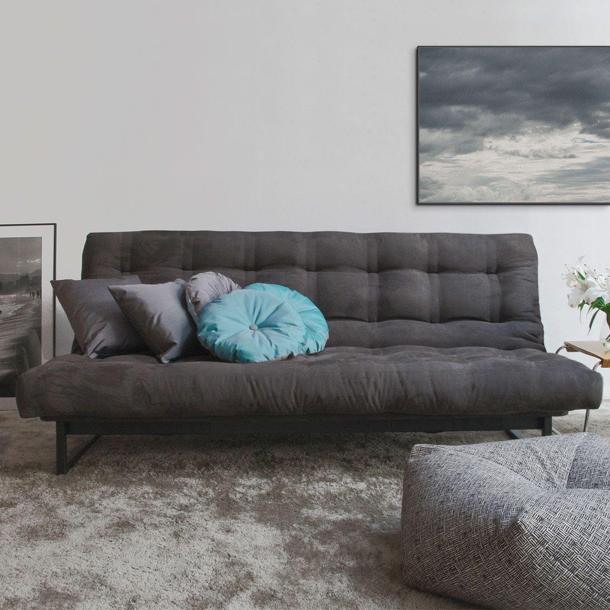 Berlin Clic Suede Sofa House