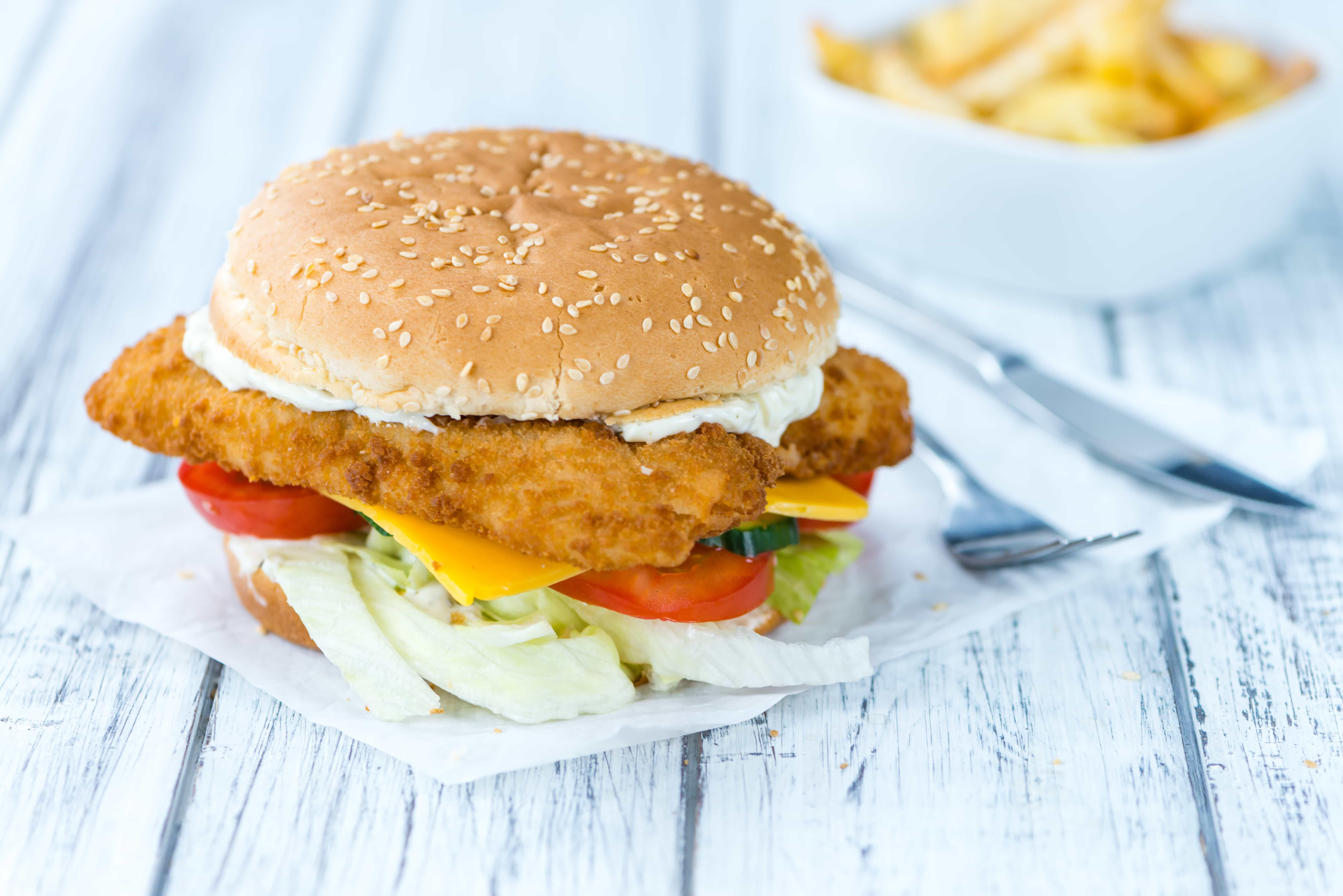 Hamburger di pesce recipe ricette secondi piatti pinterest