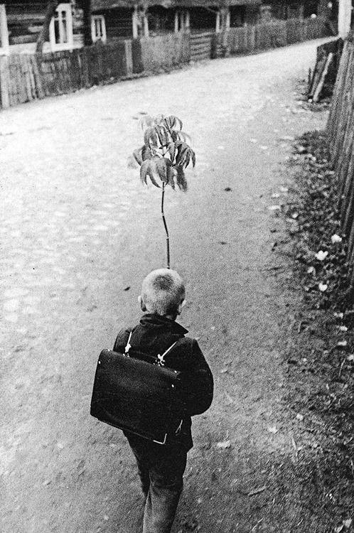 Antanas Sutkus Childhood, Dzukija, 1969