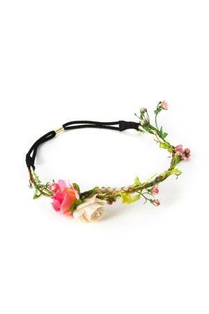 Le headband couronne de roses de Jolie Tête