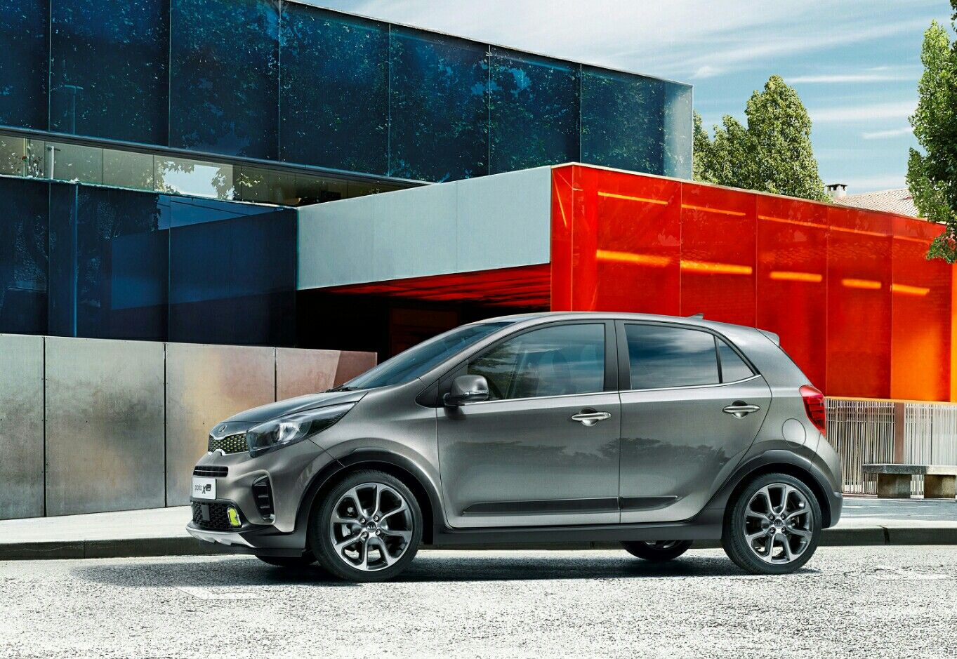 Picanto X Line Small Suv 2018 Most Powerful Engine And Stable