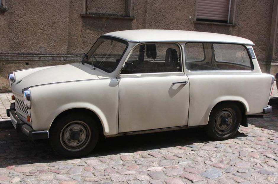 Trabant 601 Kombi