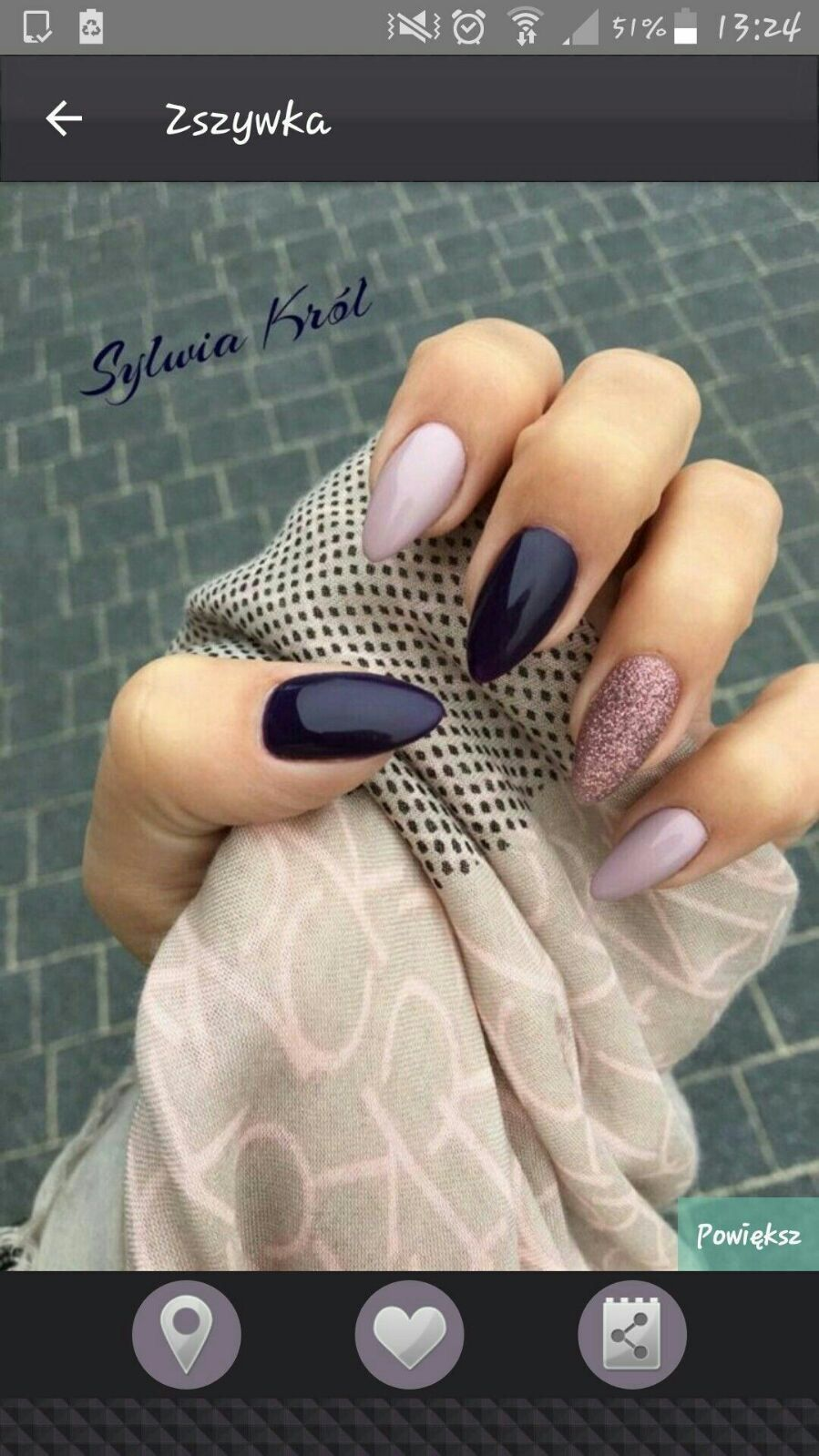 Pin by ana-maria ion oprisan on fashion | Pinterest | Sick, Manicure ...
