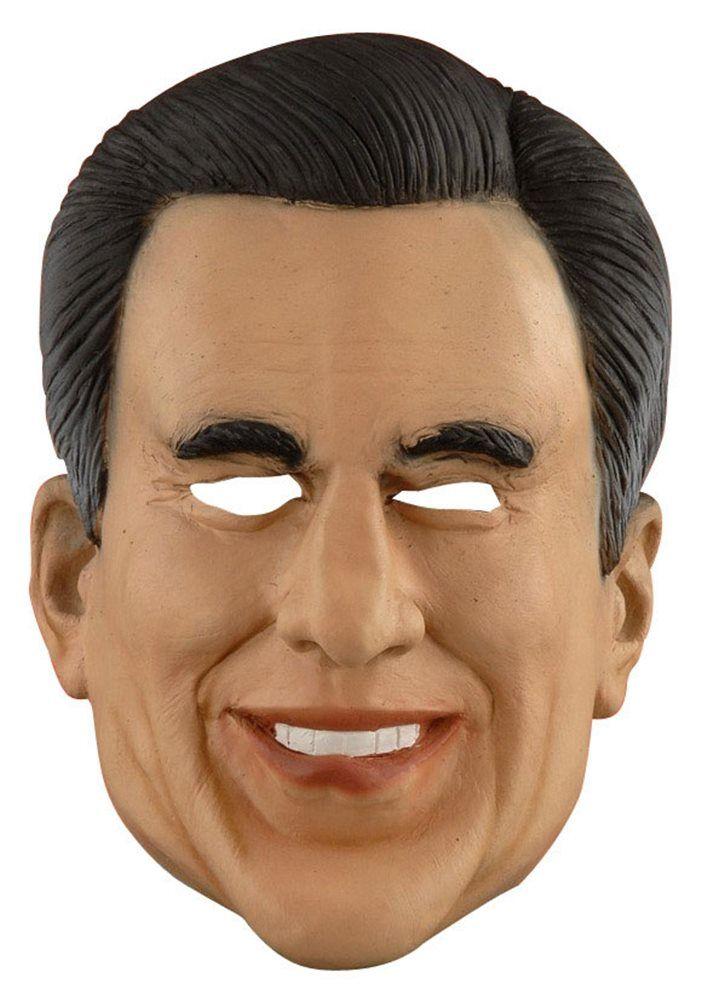 Mitt Romney Political Mask