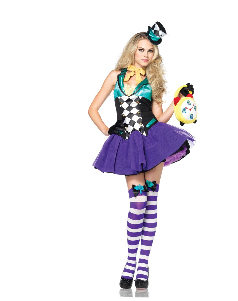 Mad hatter <3 get 20% off + 105 cash back on all costumes http ...