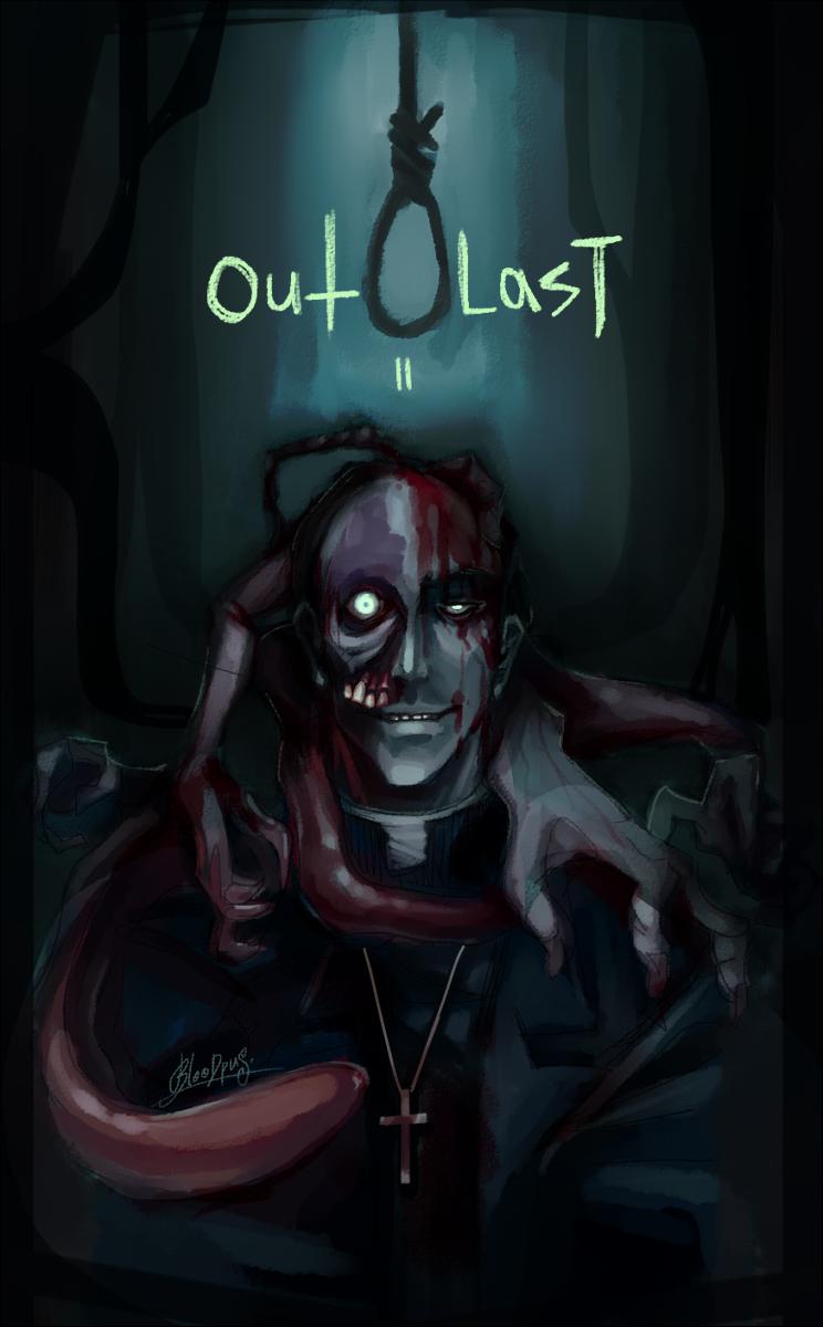 Outlast 2 Outlast Horror Game Cartoon Junkie Horror Video Games