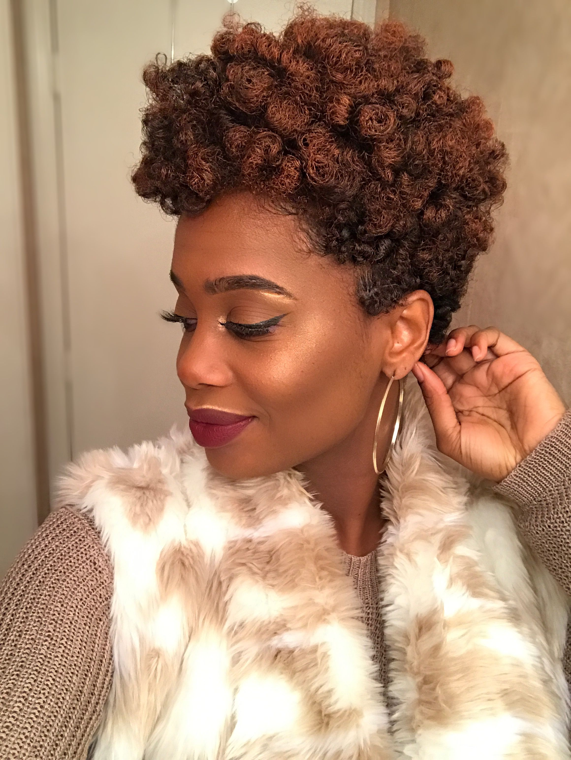 Pin by chrissy kd on short permed curly afro hair style pinterest